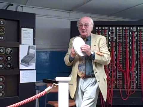Bletchley Park Code Breakers Bombe Discussion 1 of 2