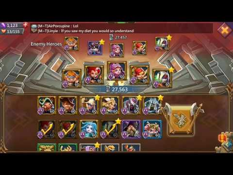 Lords Mobile - Colosseum Teams Counters Part 2