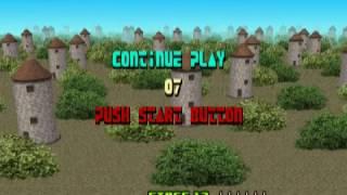 Sega Ages 2500 Series Vol. 10: After Burner II (PS2 Gameplay)