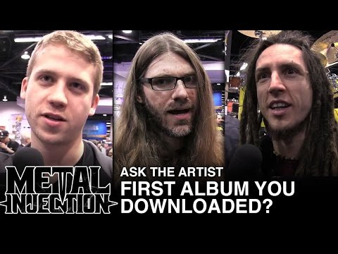 ASK THE ARTIST: First Album You Downloaded? | Metal Injection