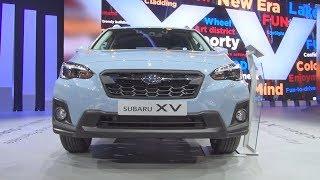 Subaru XV FB20 2.0 Lineartronic (2017) Exterior and Interior