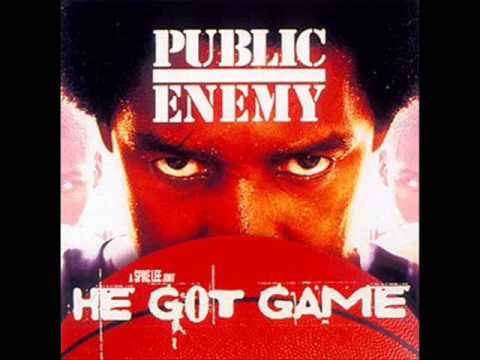 shake your booty - public enemy - he got game