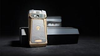 Обзор люксового смартфона Antares Tonino Lamborghini