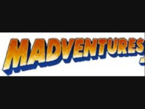 Adam Strange - Traveller (Madventures)