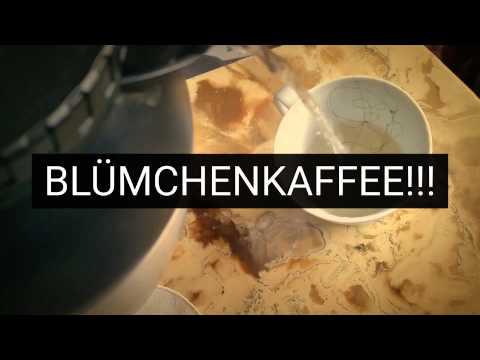 Blümchenkaffee