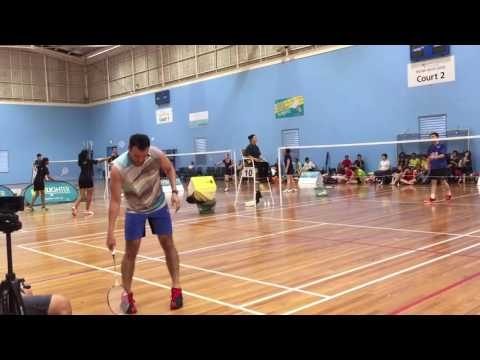 2016 Perth Championship Men's Open Final , 2nd Game