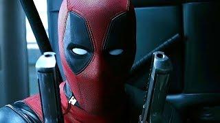 Дэдпул «Deadpool» | Ладно , у меня всего 12 патронов / Дэдпул убивает наёмников Аякса в HD