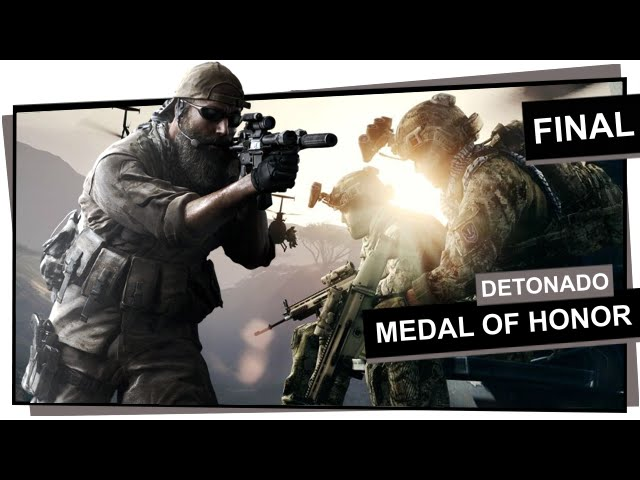Medal of Honor 2010 #10 (Final) - Resgate os Resgatantes (Legendado em Português)