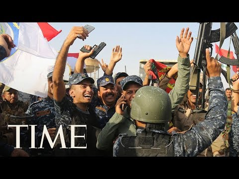 Iraqi Prime Minister Declares Big Victory Over ISIS In Mosul, According To U.S. Led Coalition | TIME