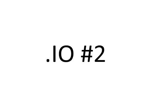 .io #2