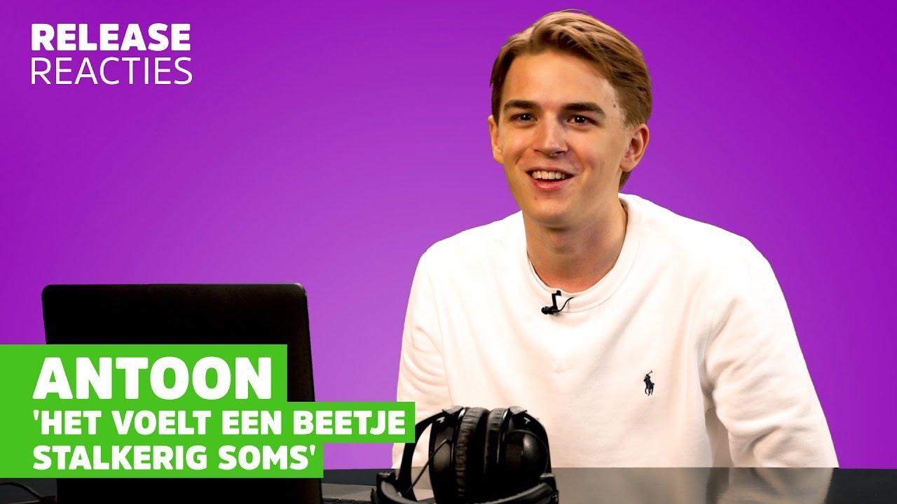 Download ANTOON: 'MAAN, hit me up!' | Release Reacties
