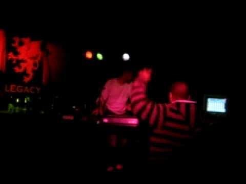 Paradox LIVE PA - Toronto Canada 10.17.08