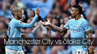 Download Video Manchester City vs Stoke City - 7 : 2 All Goals & Highlights ( 14 October 2017 ) MP3 3GP MP4