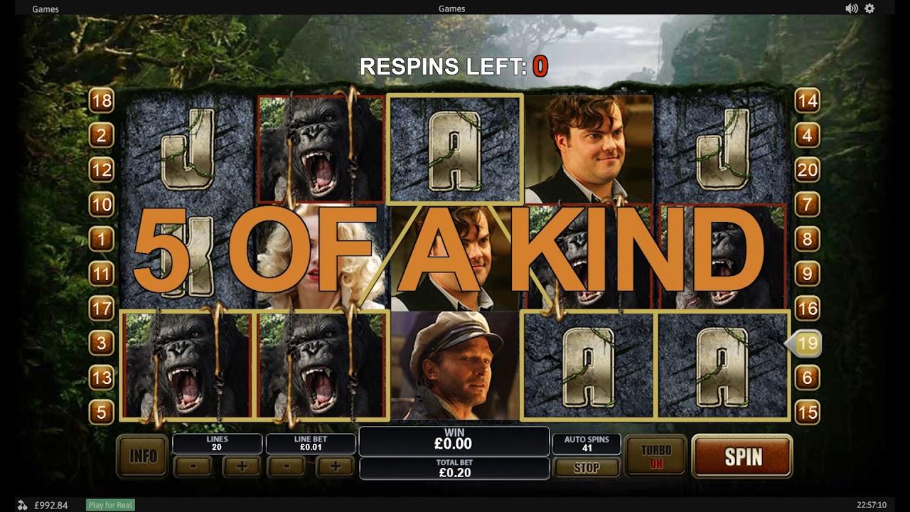 King Kong Jugadas Gratis En Modo Demo Y Evaluación De Juego