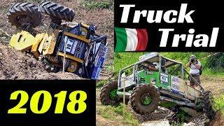 Truck Trial 2018, Oleggio, Italy - European Championship/Meisterschaft - Jolly Jumper & Unimog Proto