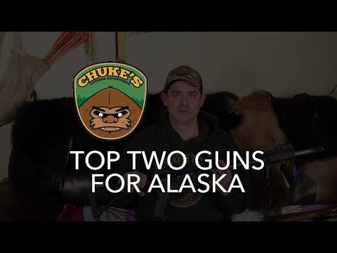 Top Two Guns For Alaska Survival