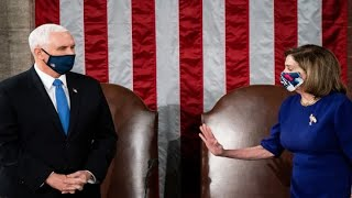 Nancy Pelosi to introduce resolution that calls on Mike Pence to invoke 25th Amendment
