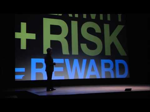 Mark Dziersk: Design Thinking, Creativity, and Risk