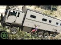 Ramping The Brickade - GTA V: Action Figures (61-80) | Let's Play