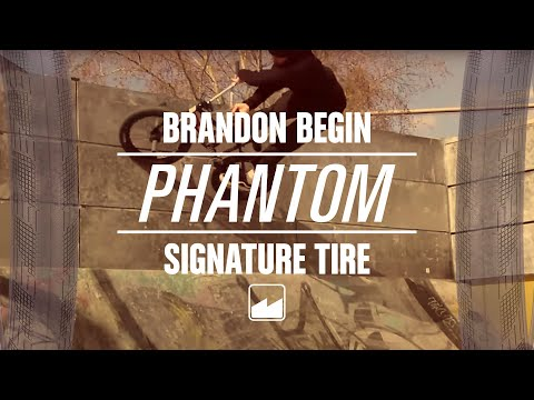 MERRITT BMX: PHANTOM TIRE  OUT NOW