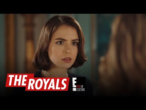 The Royals | Queen Helena Wants to Fabricate Willow's Engagement Story | E!