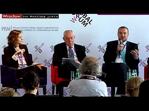 Wroclaw Global Forum 2013 - A Transatlantic Agenda for the Middle East