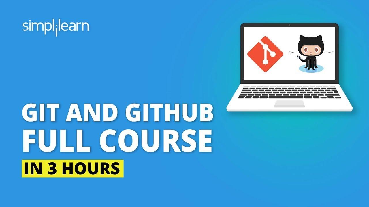 Git And GitHub Full Course   Git And GitHub Tutorial For Beginners