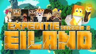"""Expeditie Eiland S2 - """"YOUTUBERS OP AVONTUUR!"""" - Aflevering 1"""