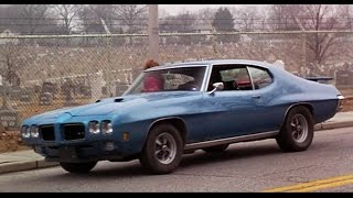 '70 Pontiac GTO in Home for the Holidays