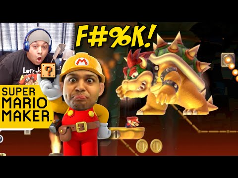 PLAYING YOUR LEVELS!! [#01] [SUPER MARIO MAKER]
