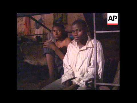 Rwanda - Hutu Prisoners Accuse Their Captors