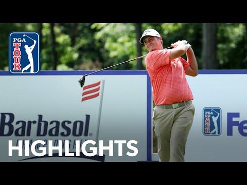 Highlights | Thursday | Barbasol | 2021