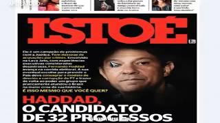 HADDAD COM 32 PROCESSOS NO TRIBUNAL DE JUSTIÇA DE SÃO PAULO CONFIRA