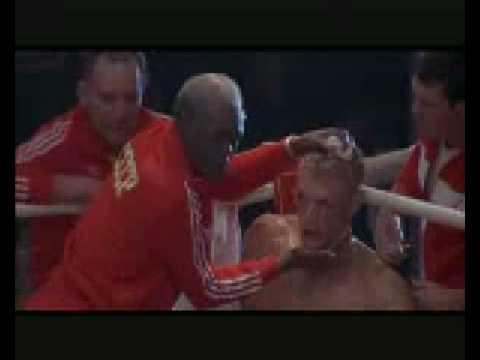 ROCKY IV ~ Rocky Balboa vs. Ivan Drago ~