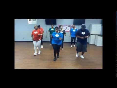 The Wobble Line Dance - INSTRUCTIONS