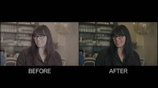 COLOR CORRECTION 1