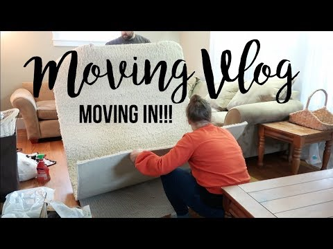 MOVING VLOG | MOVING IN | NEW HOME 2019!!
