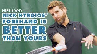 Hit FOREHANDS Like Nick Kyrgios