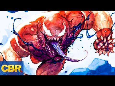The Venom Symbiote's Ultimate Character Bonds