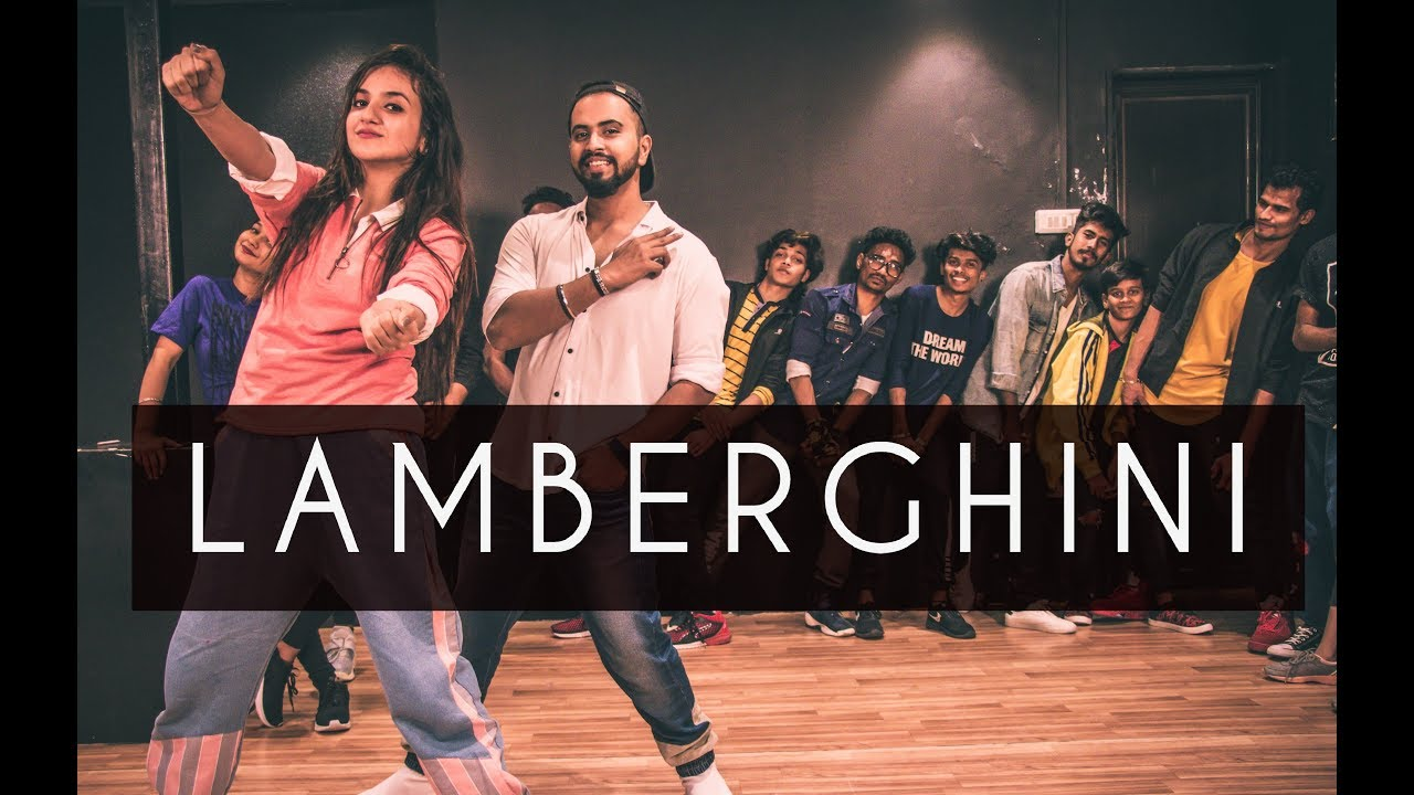 Lamberghini | One Take | Tejas Dhoke Choreography | Dancefit Live