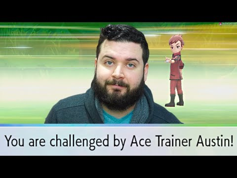I Might be in Pokemon Let's Go Pikachu & Eevee as a Master Trainer?