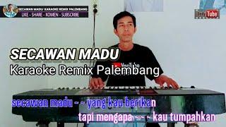 Download SECAWAN MADU_ KARAOKE REMIX PALEMBANG