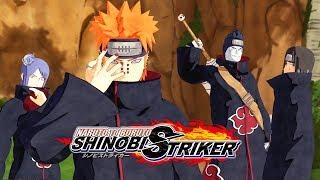 NARUTO TO BORUTO: SHINOBI STRIKER  - 2nd Official Trailer (1080p)