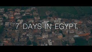Travel Video - 7 Days in Egypt