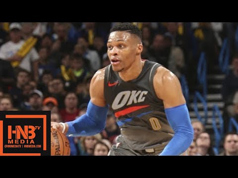 Oklahoma City Thunder vs New Orleans Pelicans Full Game Highlights / Feb 2 / 2017-18 NBA Season