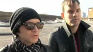 Placebo - MTV Romania Interview 2009