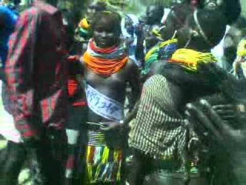 Nyangatom festival