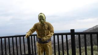 C-3POで踊ってみた!?
