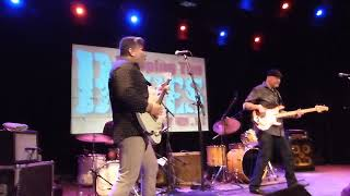 John Del Torro Richardson (3of6) @ Keepin' the BluesAlive Vlierden, nov2019, The Netherlands.
