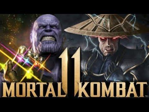 Mortal Kombat 11 - How To Make Raiden The PERFECT Villain thumbnail